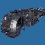 Morena smuggler ship
