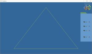 D3D12 triangle texture